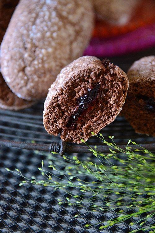 Biscuit mousseux au chocolat . Blog b comme bon (soyez curieux allez voir ce blog)