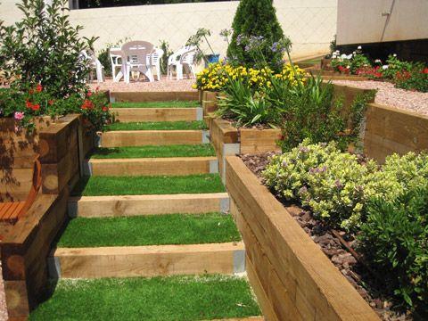 Dise o creaci n y reforma de jardines y terrazas mad - Diseno de terrazas y jardines ...