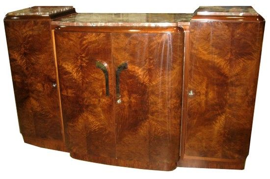 http://modernism.com/items/39/sideboards/692-620-french-art-deco-flame-mahogany-sideboard-rose-marble-top