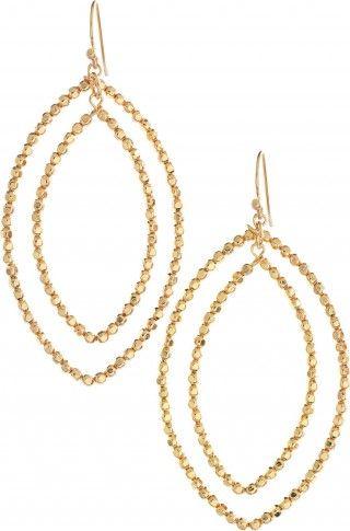 Bardot Hoop Earrings.. one of my go to favorites! www.stelladot.com/kellysullivan