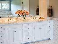 Custom Bath Cabinetry 131