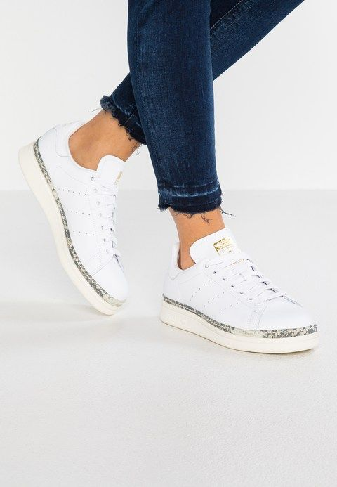 STAN SMITH NEW BOLD - Baskets basses - footwear white ...