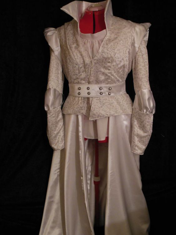 Snow from Once Upon A Time Costume by ChloizzysCloset on Etsy, $295.00