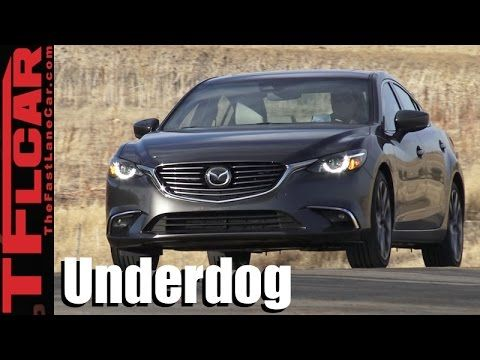 2017 Mazda6 0 60 Mph Review Why Does This Sedan Not Sell More Youtube Mazda 6 Vehicles Car