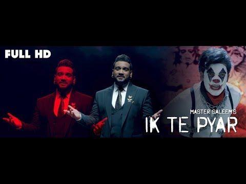 Ik Te Pyar Master Saleem Jatinder Jeetu Ricky Khan Latest New Punjabi Song 2018 Master Music Youtube