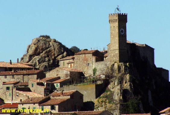 Roccatederighi - Maremma Toscana, Grosseto