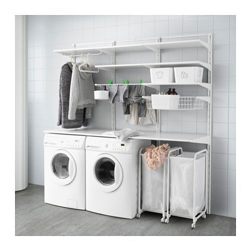 Us Furniture And Home Furnishings In 2020 Ikea Laundry Room