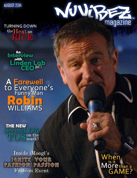 Nu Vibez Magazine - August 2014