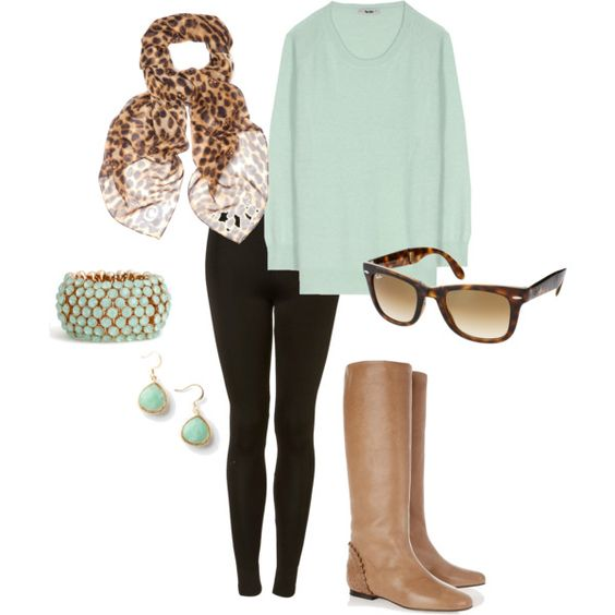 Comfy but cute, ready for fall!