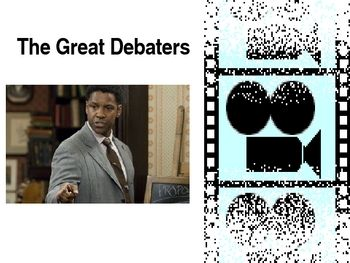 The Great Debaters | The Great Debaters, The Great and Lesson Plans