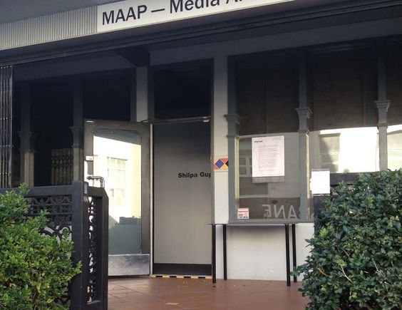 MAAP - Media Art Asia Pacific ABOUT