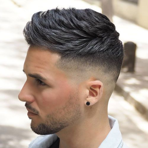 50 Best Haircuts Hairstyles For Men In 2020 Mens Haircuts Short Mens Haircuts Fade Haircuts For Men