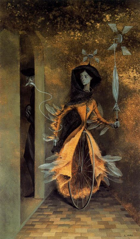 Remedios Varo. Surrealist.