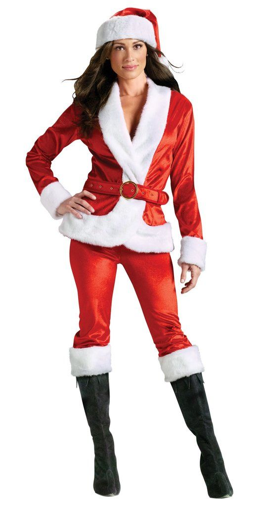 Christmas Pant Suits For Ladies