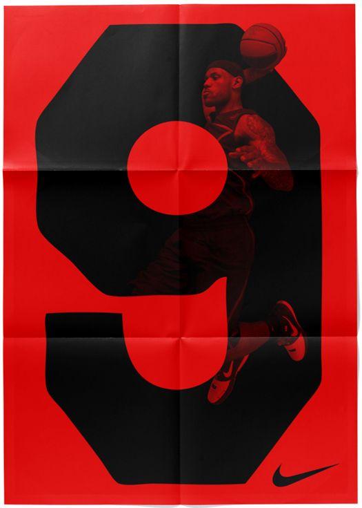 Hort for Nike: Design explorations for Nike Basketball, Zoom LeBron IX. http://typotalks.com/london/2012/speakers/