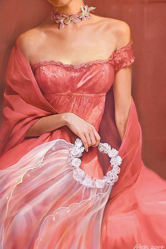 pinturas-oleo-retratos-mujeres-elegantes