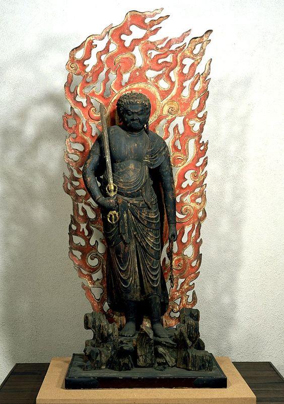 explorez bouddhisme japonais feu et plus encore
