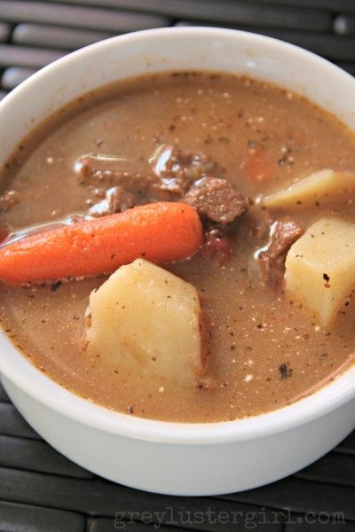 Stew the o 39 jays and leftover roast beef on pinterest for What can i make with hamburger for dinner