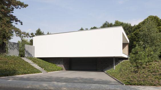 Villa Spee / Lab32 architecten - 1