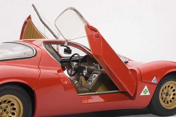 Alfa Romeo 33 Stradale Prototype 07
