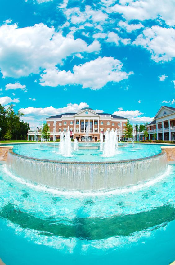 Elon University Most Beautiful And The Famous On Pinterest
