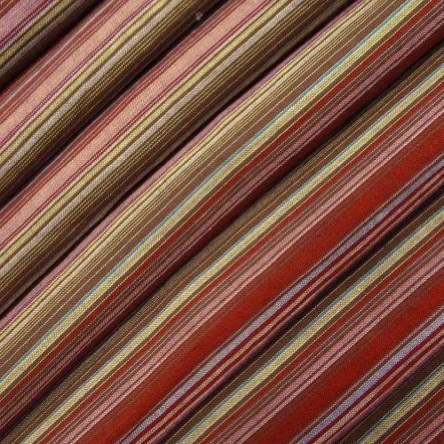 marrón Tela de algodón de la raya del patrón Cortina Cojín Almohada Edredón Apparal de coser arte India Por yarda Indianbeautifulart http://www.amazon.es/dp/B00D8ZAVQ2/ref=cm_sw_r_pi_dp_Tq0avb0CBWYR0