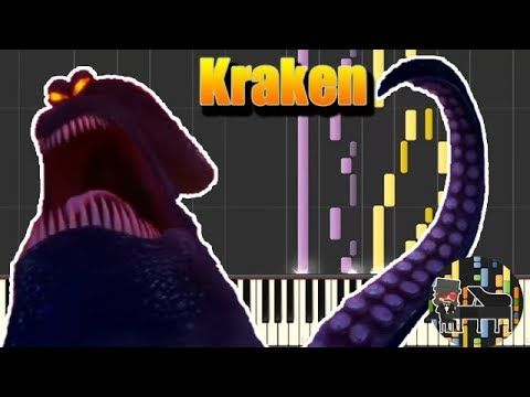Kraken Theme Hotel Transylvania 3 Piano Tutorial Synthesia Hd Cover Youtube Theme Hotel Hotel Transylvania Piano Tutorial