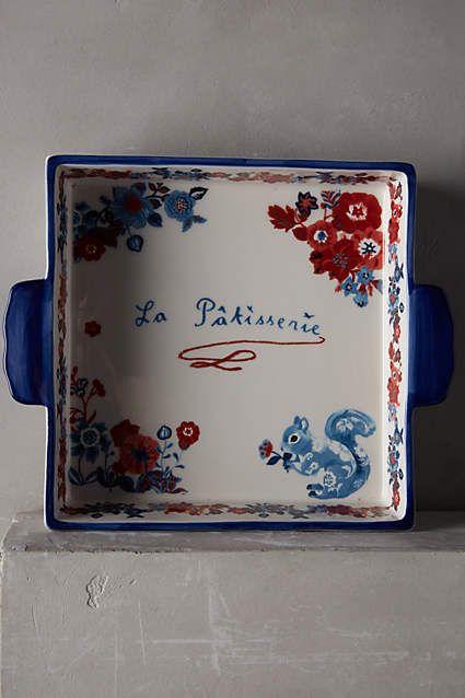 Bibelot Bakeware - Brownie Pan