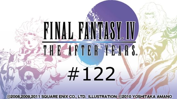 [#122] Final Fantasy IV: The After Years (PSP) Gameplay by Taronia Gamen...