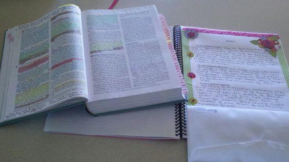 soaking in Gods word