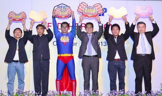 """""""RFID Hero 2013""""  สร้างปรากฏการณ์ความสำเร็จครั้งใหม่  ด้วยยอดสั่งซื้อกว่า 20 ล้านบาท ผู้เข้าร่วมงานขานรับเทคโนโลยี ตบเท้าเข้างานมากกว่าปีก่อนเกือบเท่าตัว - http://www.thaimediapr.com/rfid-hero-2013-%e0%b8%aa%e0%b8%a3%e0%b9"""