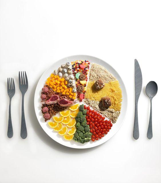 Los nutrientes de los alimentos