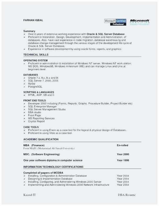 Luxury Sample Resume For Sql Developer Fresher Best Sql Developer Sales Resume Examples Sales Resume Sales Jobs