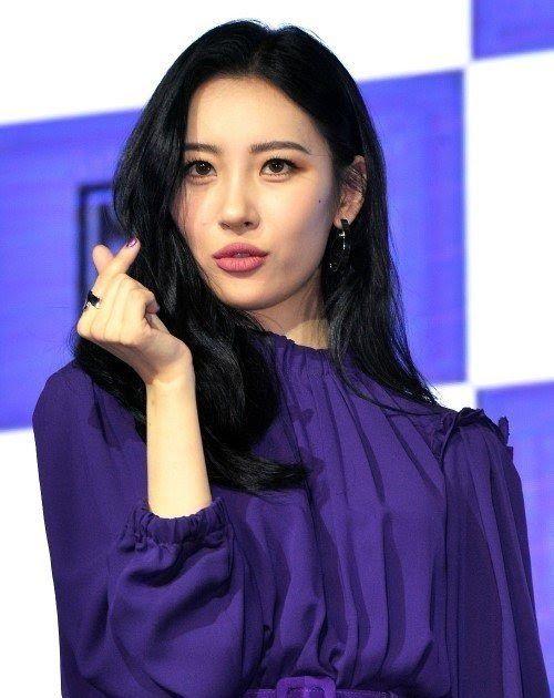 Sunmi S Heroine Suspected Of Being Plagiarized Kpop Girls Heroine Makeup Kpop Girl Groups