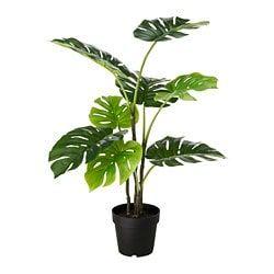 Mobilier Et Decoration Interieur Et Exterieur Plantes Artificielles Fleurs Artificielles Ikea Et Pot Plante