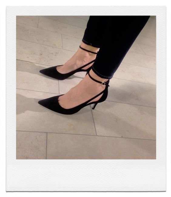The FITTING ROOM - Suede Alexander Wang - Style by Kling - Elin Kling