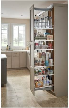Kraftmaid Tall Pantry Pull Out Google, Kitchen Pantry Cabinet Kraftmaid