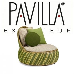 DEDON Lounge Chair / Sessel Grass DALA