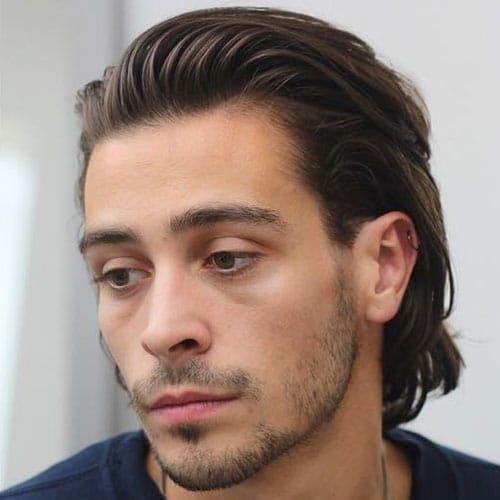 23 Men With Long Hair That Look Good 2019 Guide Hair