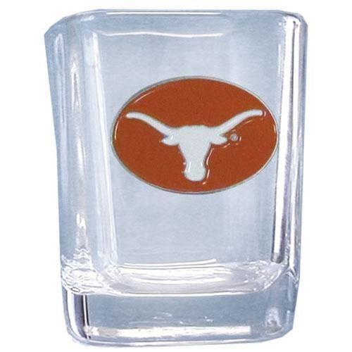NCAA Texas Longhorns square Shot Glass