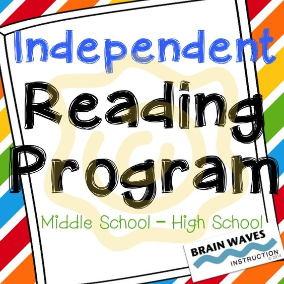 independent reading assignments for high school