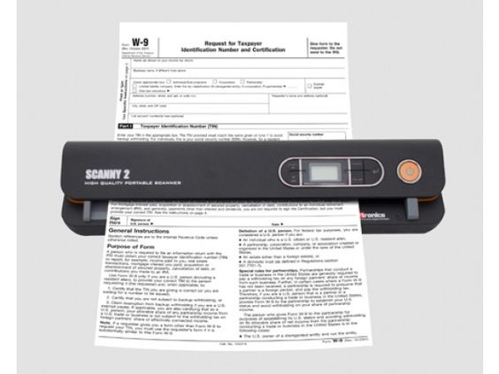 Buy Scanny2 + Hand Held Portable Feeder Scanner @ Rs.7649 - Dailyobjects.com