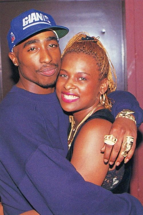 Tupac and Yo-Yo                                                                                                                                                      More