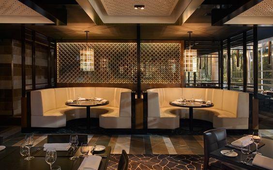 Corner Round Banquette Seating Restaurant Design Google Search Restaurant Seating Corner Seating Restaurant Interior Design