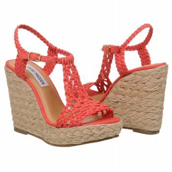 Just bought these from Younkers. Not usually a wedge fan but there was no comparison comfort-wise to stilettos :)