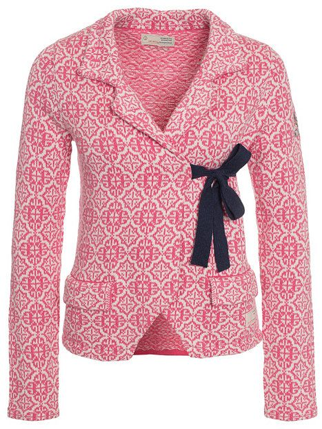 Lovely Knit Jacket - Odd Molly - Candy - Pulls Et Sweats - Vêtements - Femme - Nelly.com La Mode En Ligne Sur Internet