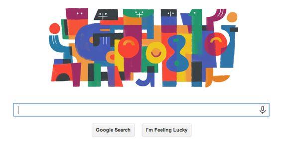 #GoogleDoodle, 122 aniversario del nacimiento de Carlos Mérida
