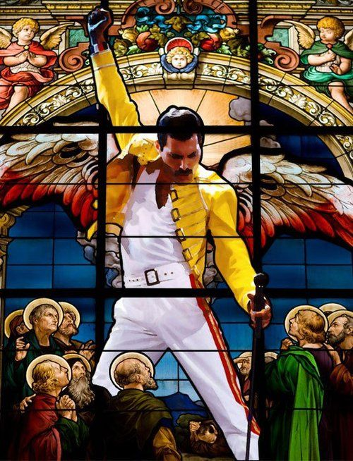 Freddie Mercury- the Man, The Music, The Legend