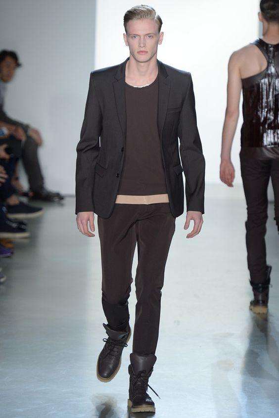 Calvin Klein Collection Verão 2015