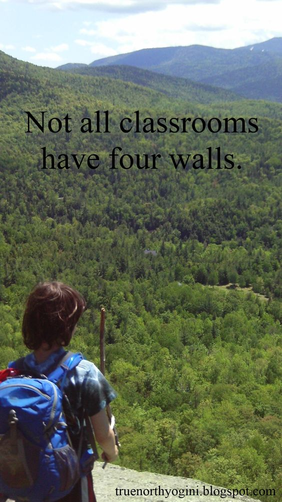 One of the best things about homeschooling is lots of freedom to explore the outdoors whenever the weather cooperates.